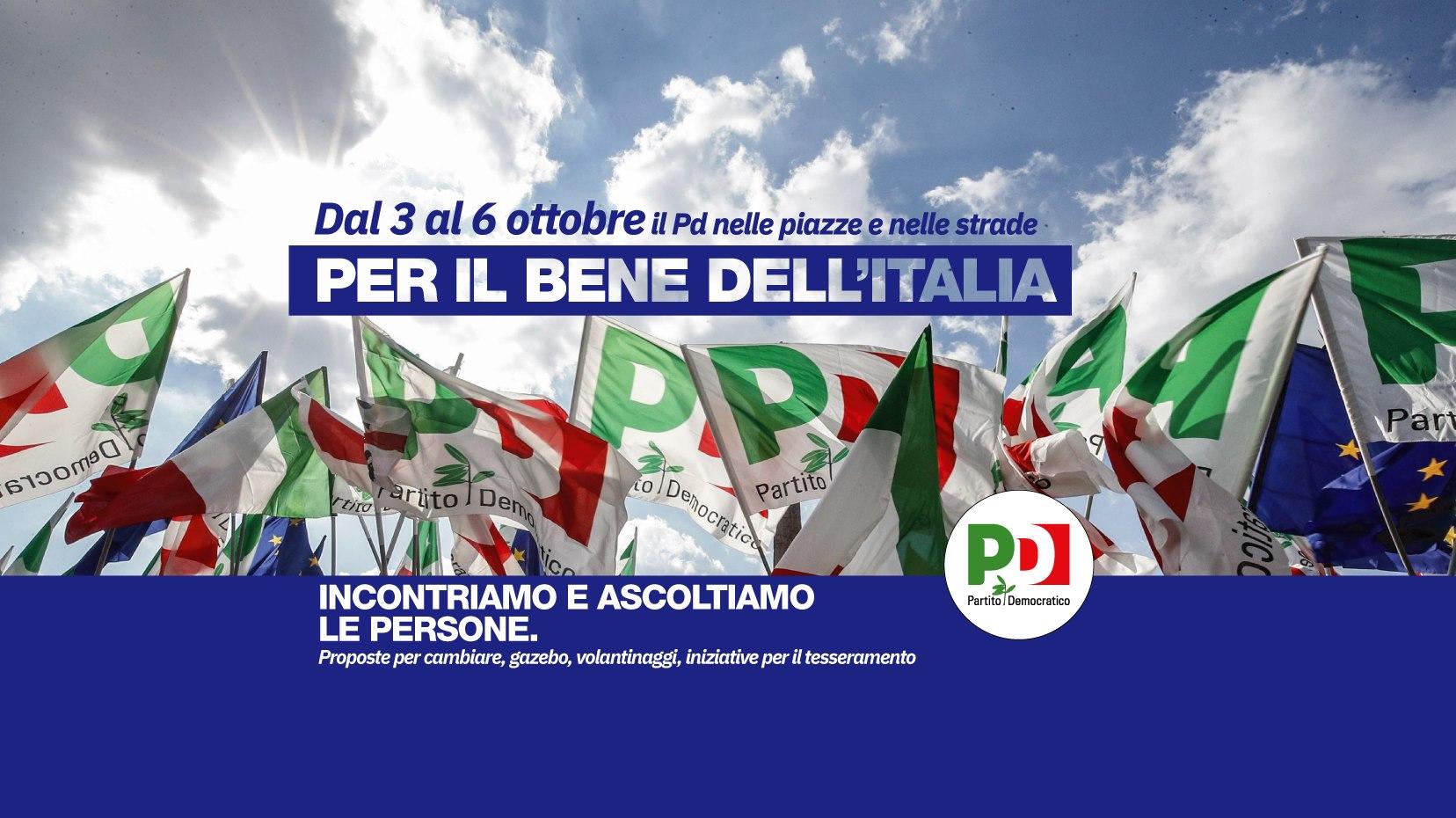 PD Per il bene dell'Italia